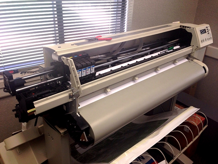 Designjet 700 Series Printers - Noise Along the Carriage Path.