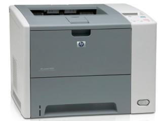 LaserJet P3005 Error Code 52.00