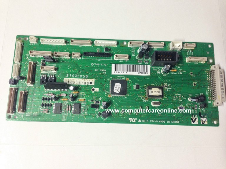 LaserJet 9000 System Error 13.20